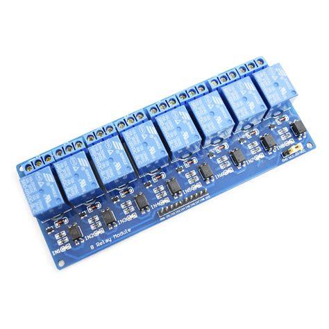 Modul Relay 8 Ch 5v 8 channel relay module