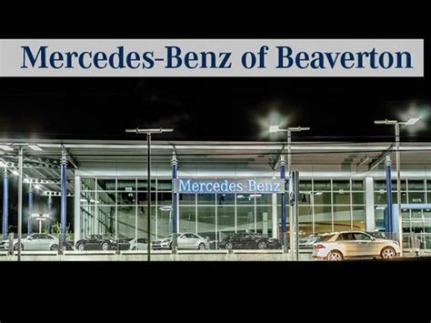 mercedes of beaverton mercedes of beaverton car dealership in portland or