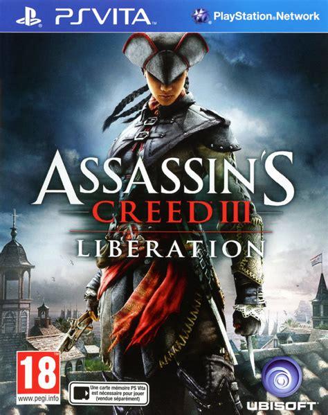 Ps Vita Assassins Creed Iii Liberation 1 test d assassin s creed 3 liberation ps vita page 1 gamalive