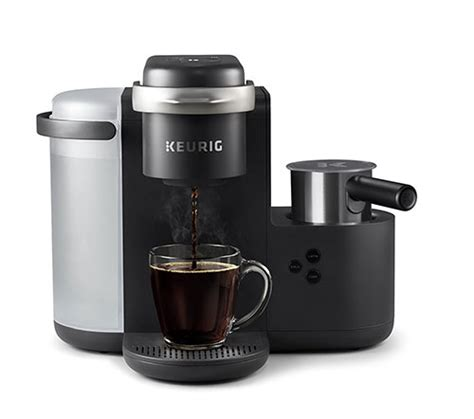 KEURIG K CAFE REVIEW   The First Keurig with a built in