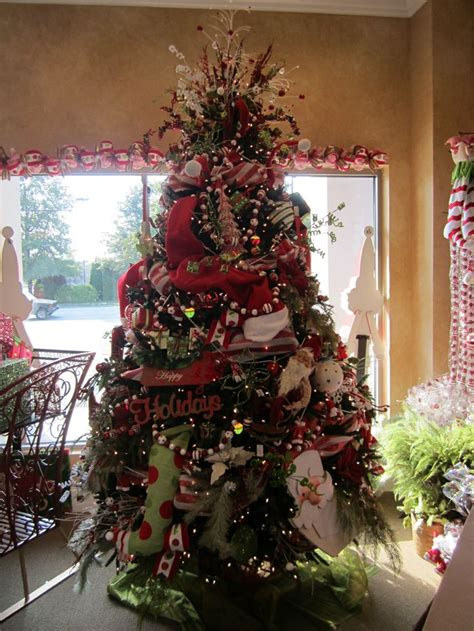 santa tree hohoho kb photo christmas decorating ideas