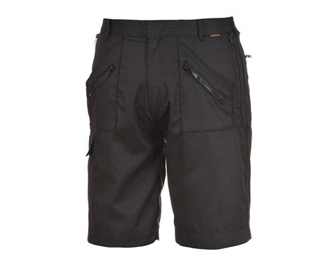 Shorts And Plogs Explained by Portwest Shorts S889 Mammothworkwear