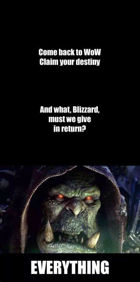 Warcraft Memes - saturday wow memes time part 2 world of warcraft