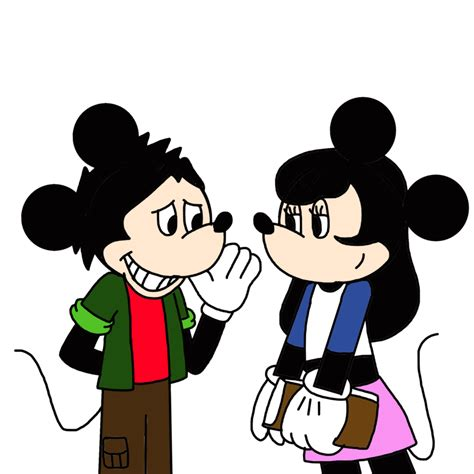 Mickey And Minnie L by 15 Year Mickey And Minnie By Marcospower1996 On Deviantart