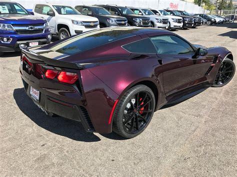 corvette colors all corvette colors on quot the 2017 18 black