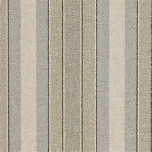 blue beige green striped washed linen look woven