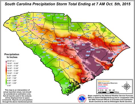 the october flooding event of 2015 an in depth analysis