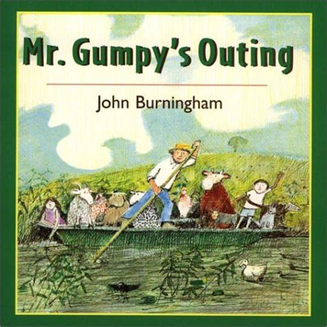 mr gumpys outing 0099408791 lila and lucy s bookshelf books for preschoolers suburble