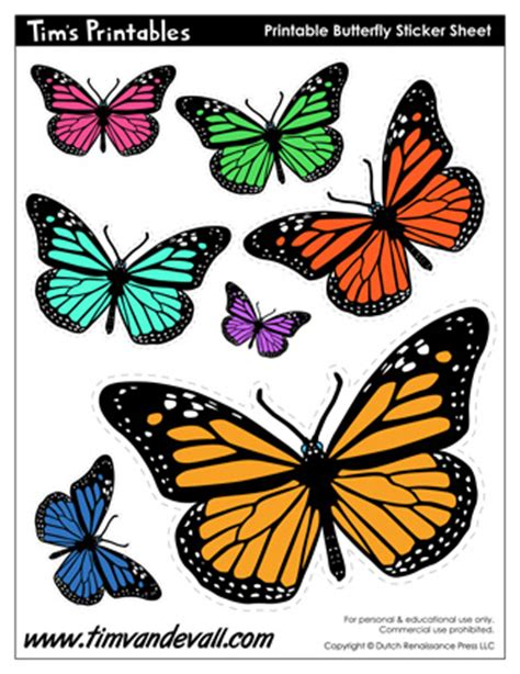 monarch butterfly template printable printable butterfly templates and butterfly shapes