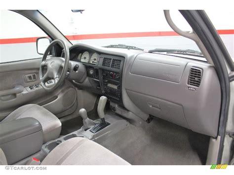 2001 Toyota Tacoma Interior by 2001 Toyota Tacoma V6 Cab 4x4 Dashboard Photos