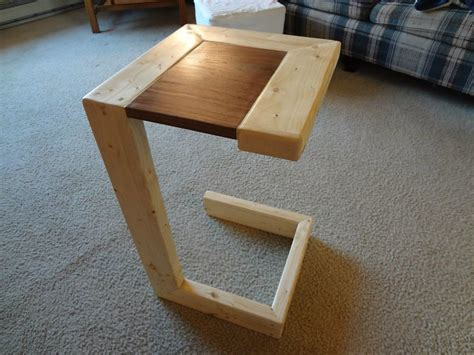2x4 end table 2x4 end table