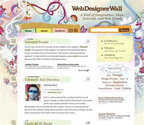 design blogs did i spell that write the ins and outs of what it s