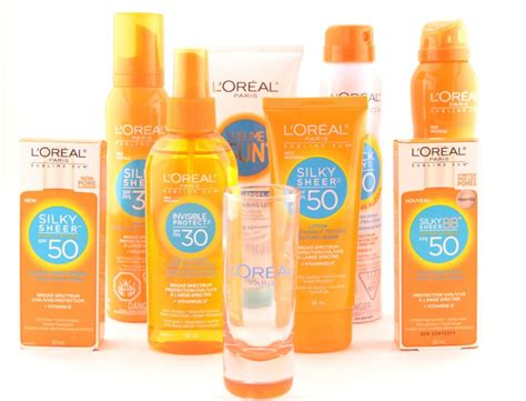 what is a sun l l oreal sublime sun