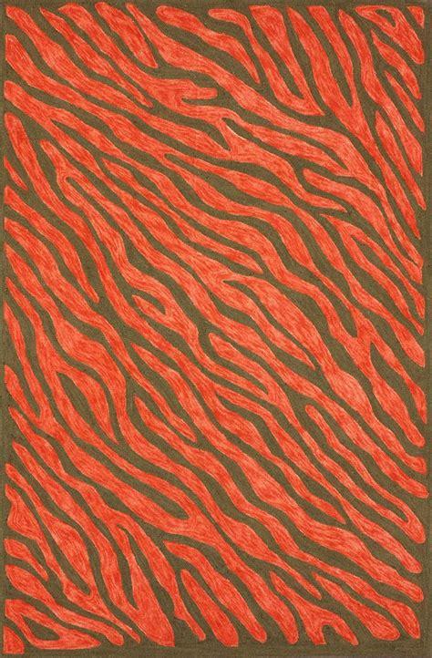 orange animal print rug 17 best images about orange area rugs on orange rugs home decor and carpet design