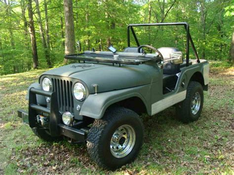 Willys Jeep Cj5 For Sale 1964 Willys Cj5 For Sale Classiccars Cc 715336