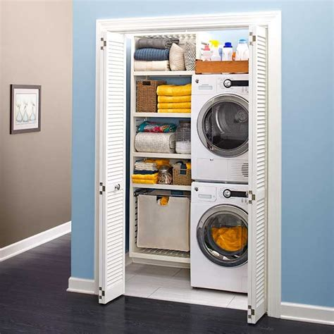 drying clothes in bedroom 25 best ideas about washer dryer closet on pinterest