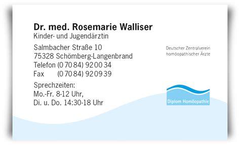 Visitenkarten Heilpraktiker by Visitenkarten F 252 R 196 Rzte Ab 100 St 252 Ck Online Bestellen