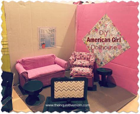 Diy American Doll Furniture