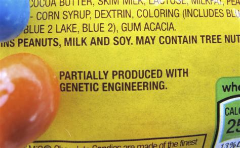 Modified Opinion Definition by Gmo Food Labels Are Meaningless La Times
