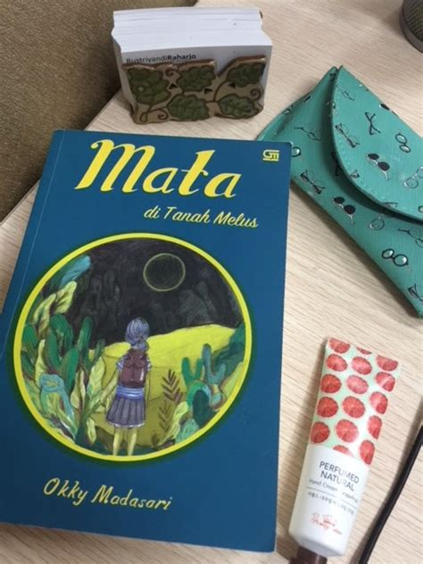 mata di tanah melus by rayna book najlazea a place to my thought reflections 2018