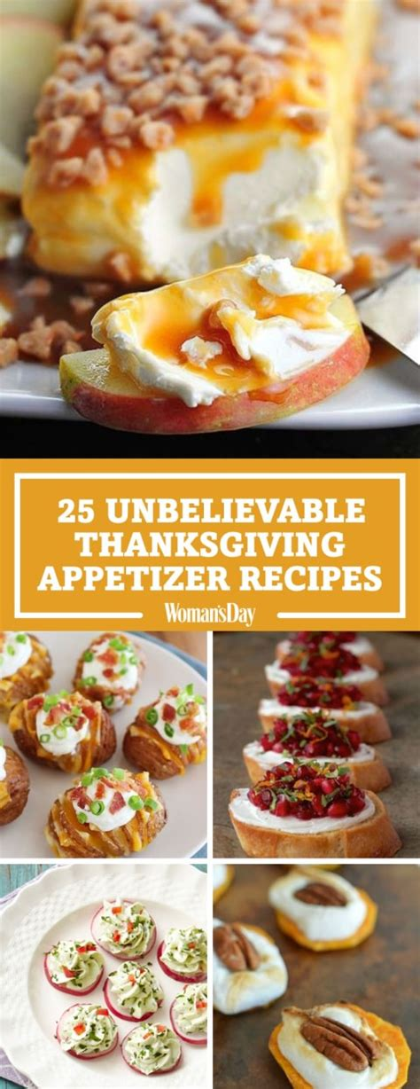25 unbelievably good thanksgiving appetizer recipes food curation