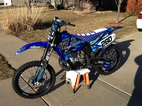 motocross bike setup yamaha yz250 two stroke 2014 autos post