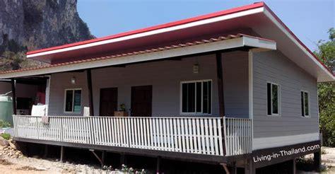 Building a Cheap House in Thailand