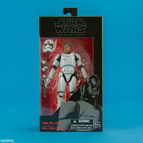 Hasbro Wars The Black Series 6 Inch Finn rebelscum wars photo archive