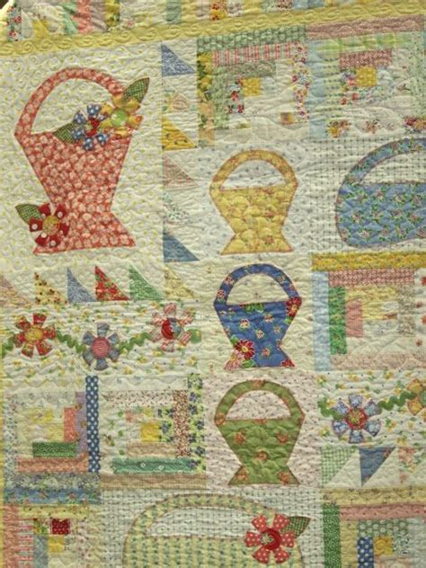Two Peas In A Pod Quilt Patterns by Quilting Baskets And Quilt On