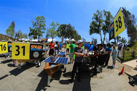 san diego speed boat races sd students participate in annual solar powered boat races
