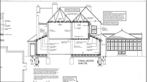 house plan details pdf free download residential building foundation plan drawing pdf section and elevation of