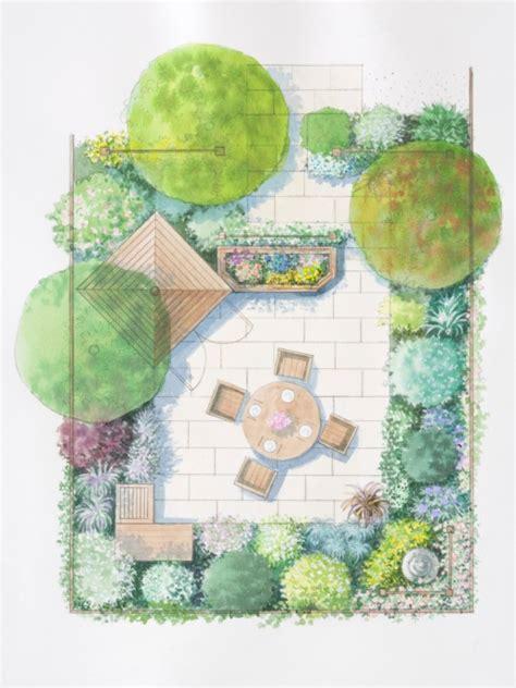 faire un plan de jardin dessiner et concevoir un plan d