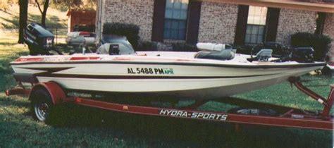 ls185 boat hydrasport