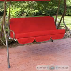 replacement cushions for swing seat hammock garden pads waterproof 2 3 seater ebay