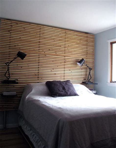 Ikea Headboard Hack Sleeping In Style The Year S Best Bedroom Makeovers Best Of 2011 Ikea Headboard Wood Slats