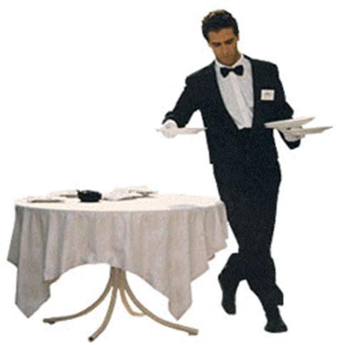 il cameriere lavori per studenti e studentesse il cameriere