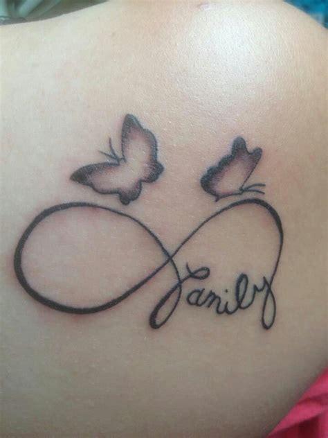 infinity family tattoo infinity family tattoo tat s pinterest