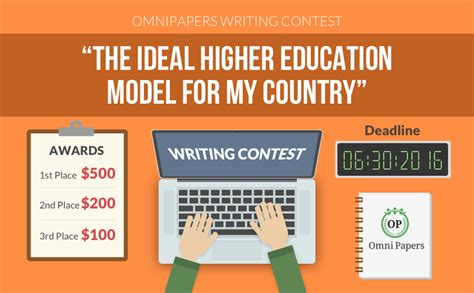The Write Stuff Essay Contest by Omnipapers Essay Writing Contest