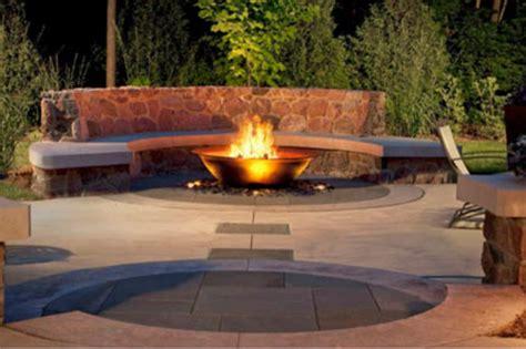 garden firepits pits inspiring garden ideas for all gardeners