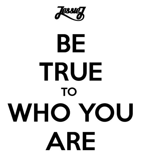 be true to who you are poster aaron keep calm o matic