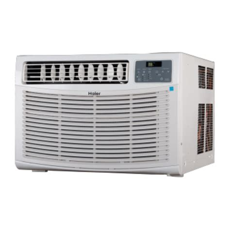 room air conditioners haier esa415n 15 000 btu energy room air conditioner