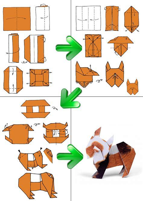 Bulldog Origami - original size of image 877744 favim