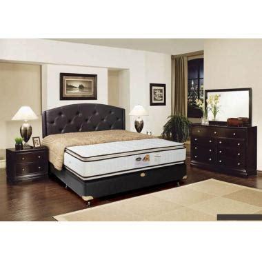 Floresta Matras Cassola Single Pillow Top 100 jual md furniture floresta cassola pillow top springbed set 160 x 200 cm