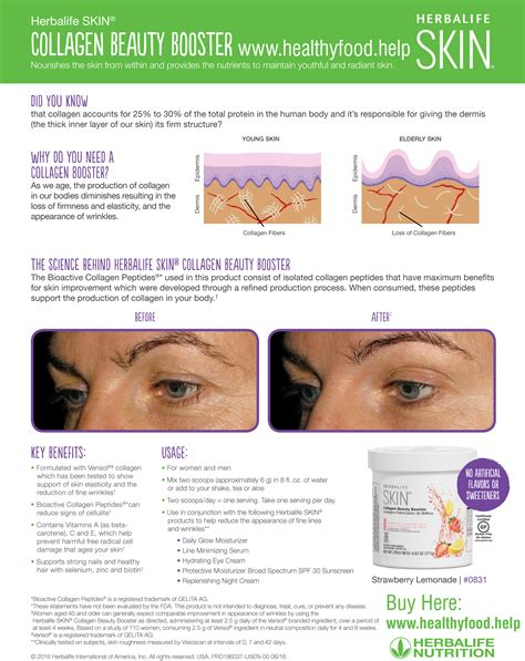 Collagen Skin skin collagen booster healthy food nutrition