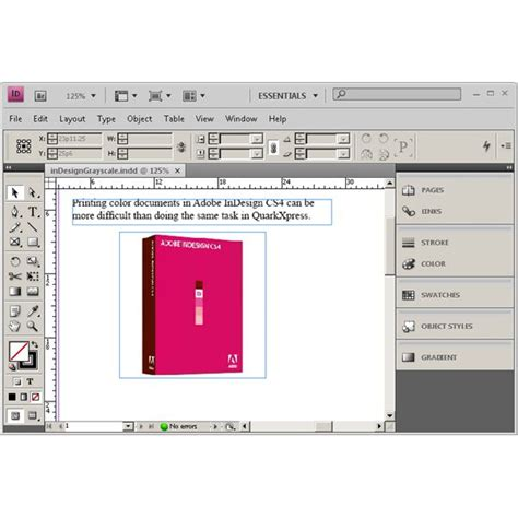 tutorial indesign pdf español how to convert adobe indesign files to grayscale