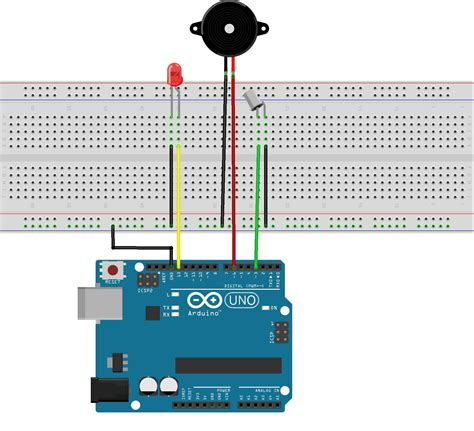 arduino resistor switch how to make a tilt sensor with arduino