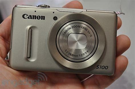 Kamera Canon S100 canon powershot s100 on engadget deutschland
