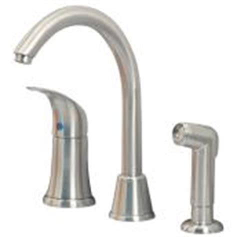 uberhaus kitchen faucet manor 1 handle kitchen faucet rona