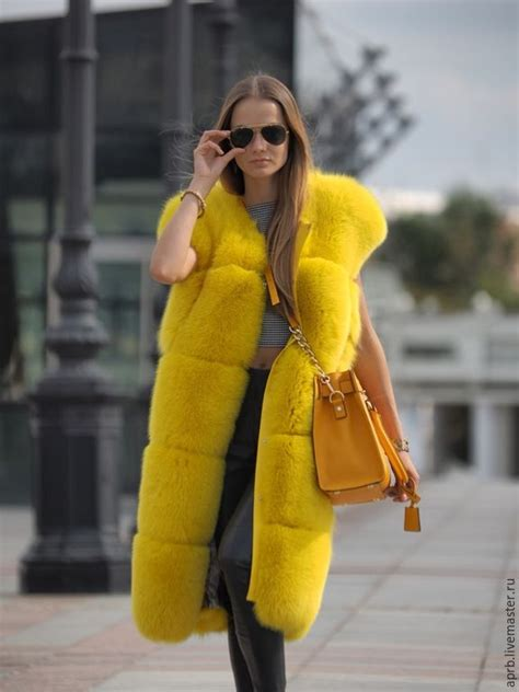 Premium Dress 8448 by 15 Must See Fox Fur Coat Pins Fur Fox Fur And Real Fur