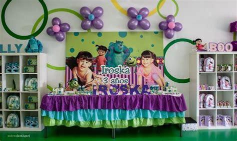 kara s ideas monsters inc birthday planning